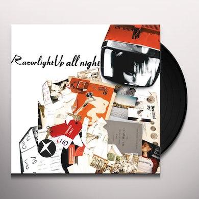 Razorlight UP ALL NIGHT Vinyl Record