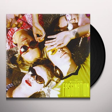 Beaches  FASCINATION / SNAKE TONGUE Vinyl Record