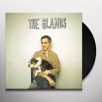 Glands I CAN SEE MY HOUSE FROM HERE Vinyl Record