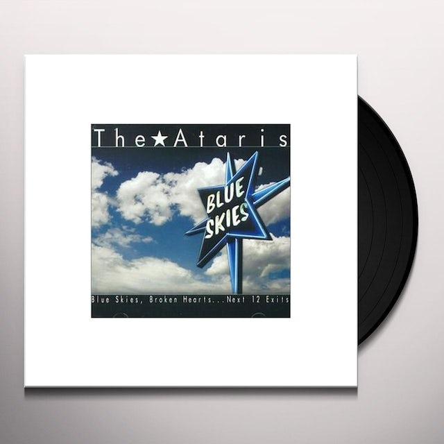 Ataris BLUE SKIES BROKEN HEARTS: NEST 12 EXITS Vinyl Record