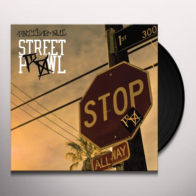 Rotting Out STREET PROWL Vinyl Record