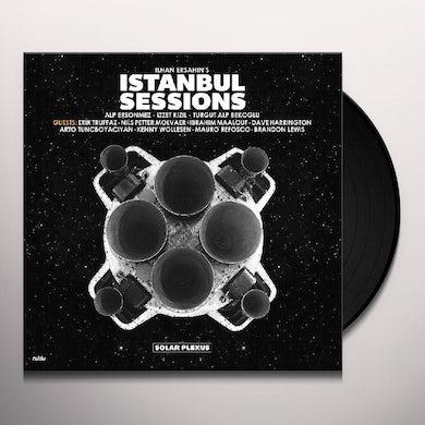 ILHAN ERSAHIN'S ISTANBUL SESSIONS - SOLAR PLEXUS Vinyl Record
