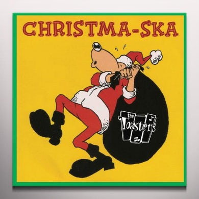 The Toasters CHRISTMA-SKA Vinyl Record