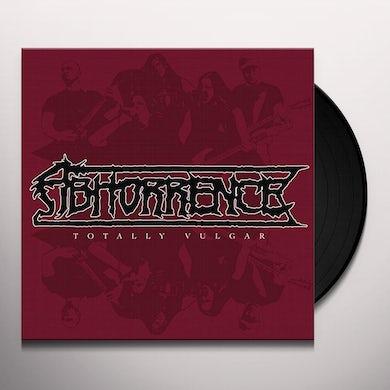 Abhorrence TOTALLY VULGAR: LIVE AT TUSKA 2013 Vinyl Record