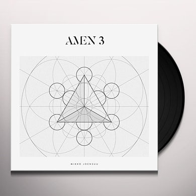 Mikko Joensuu AMEN 3 Vinyl Record