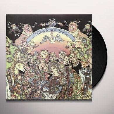 SATANIC PANIC IN THE ATTIC Vinyl Record