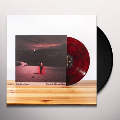 Antarctigo Vespucci LOVE IN THE TIME OF E-MAIL Vinyl Record