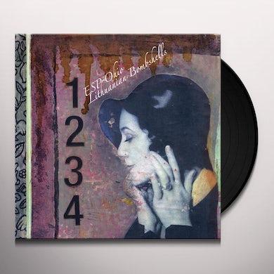 ESP OHIO LITHUANIAN BOMBSHELLS Vinyl Record