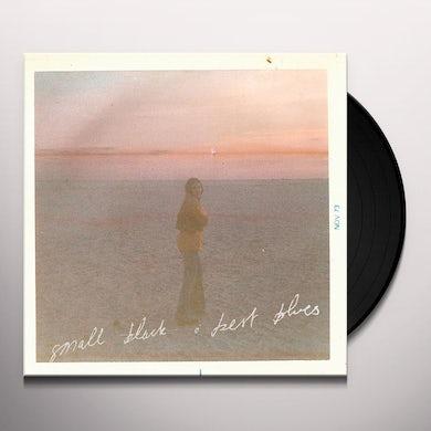 Small Black BEST BLUES Vinyl Record