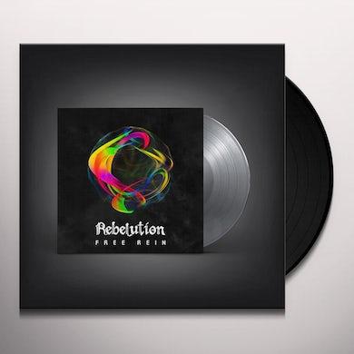 Rebelution FREE REIN Vinyl Record