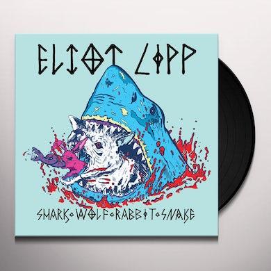 Eliot Lipp SHARK WOLF RABBIT SNAKE Vinyl Record