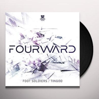 Fourward OLD FASHIONED WAY / HORNS VERSION Vinyl Record