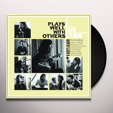 PLAYS WELL WITH OTHERS Vinyl Record