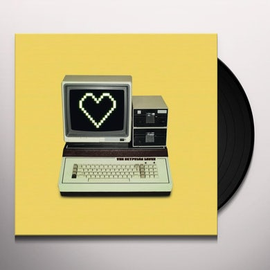 Egyptian Lover COMPUTER LOVE Vinyl Record