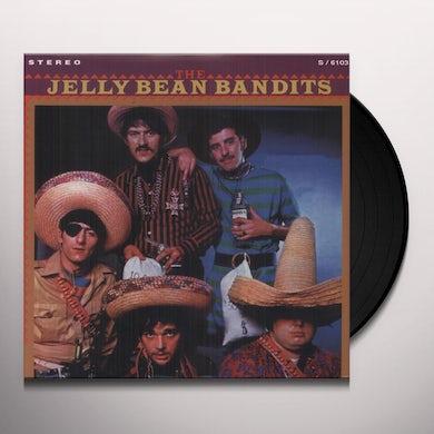 Jelly Bean Bandits Vinyl Record