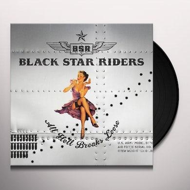 Black Star Riders ALL HELL BREAKS LOOSE Vinyl Record