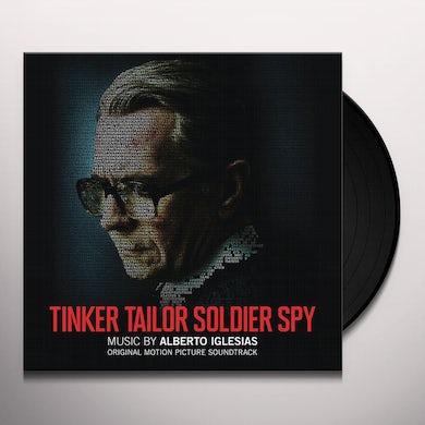 Alberto Iglesias TINKER TAILOR SOLDIER SPY / Original Soundtrack Vinyl Record