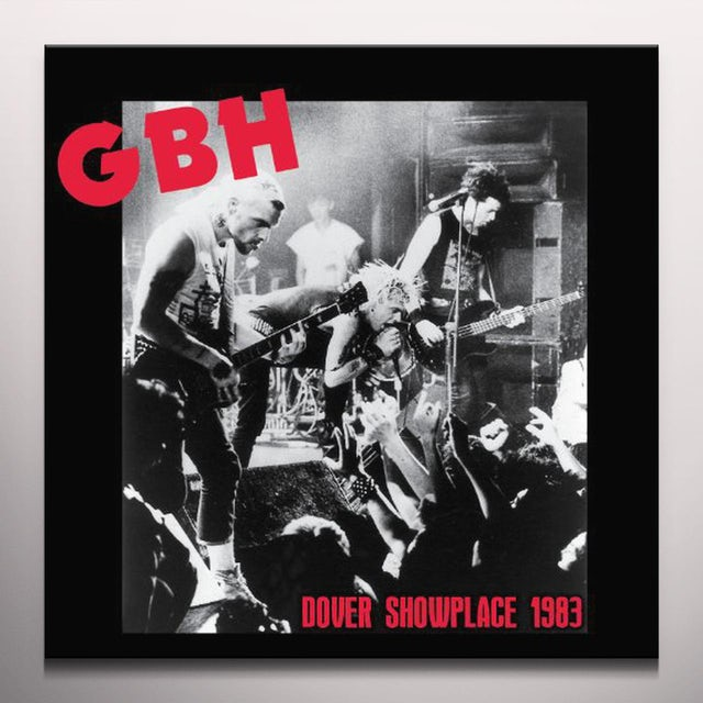 Gbh DOVER SHOWPLACE 1983 Vinyl Record