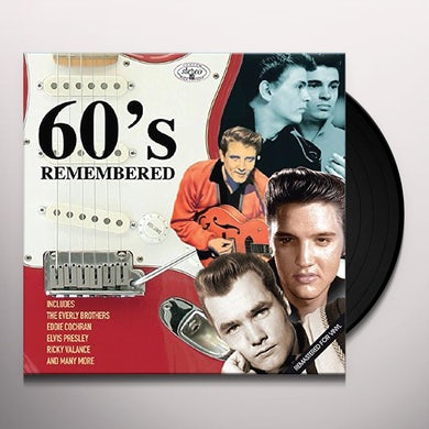 60'S REMEMBERED / VARIOUS Vinyl Record