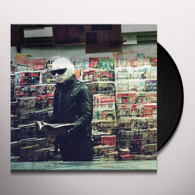 Drab Majesty MODERN MIRROR Vinyl Record