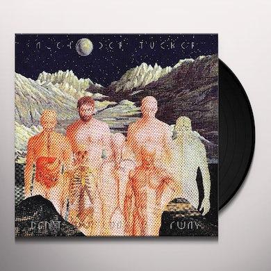 Alexander Tucker DON'T LOOK AWAY Vinyl Record