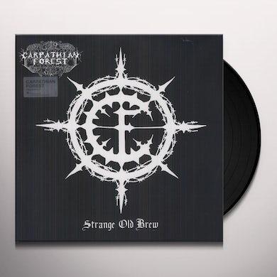 Carpathian Forest STRANGE OLD BREW Vinyl Record