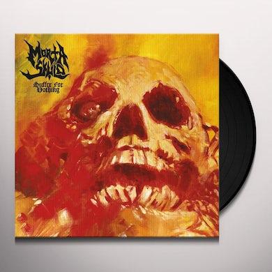Morta Skuld Suffer For Nothing Vinyl Record