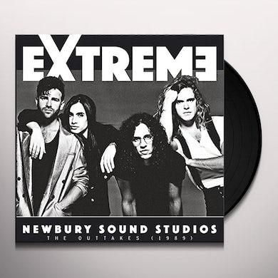 Extreme Extreme NEWBURY SOUND STUDIOS: OUTAKES 1989 Vinyl Record