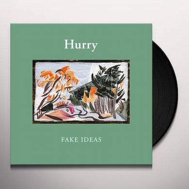 Hurry FAKE IDEAS (NATURAL VINYL) Vinyl Record