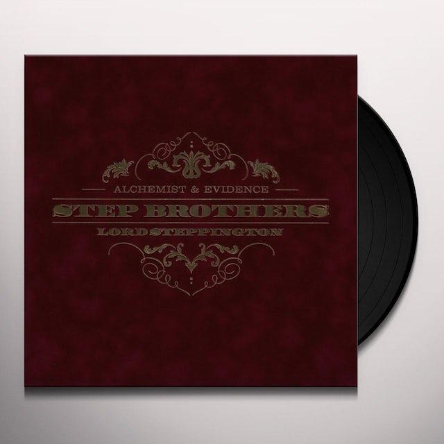 Step Brothers LORD STEPPINGTON Vinyl Record