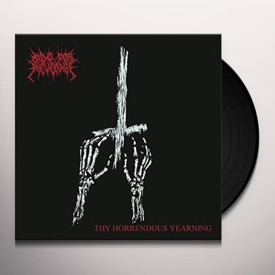 Ride For Revenge THY HORRENDOUS YEARNING Vinyl Record