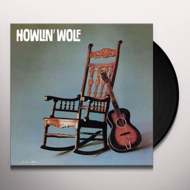 Howlin' Wolf Vinyl Record