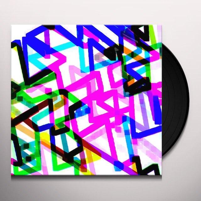 Factory Floor FALL BACK Vinyl Record