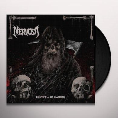 Nervosa DOWNFALL OF MANKIND Vinyl Record