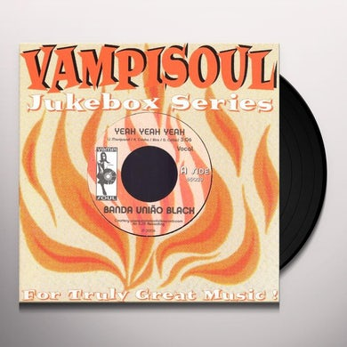 Banda Uniao Black YEAH YEAH YEAH Vinyl Record