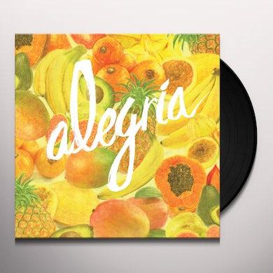 ELIA Y ELIZABETH / SINGLE ALEGRIA / SOY UNA NUBE Vinyl Record