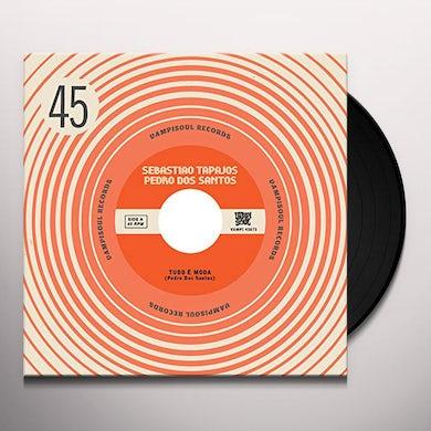 Sebastiaos Tapajo / Pedro Dos Santos TUDO E MODA / SORONGAIO Vinyl Record