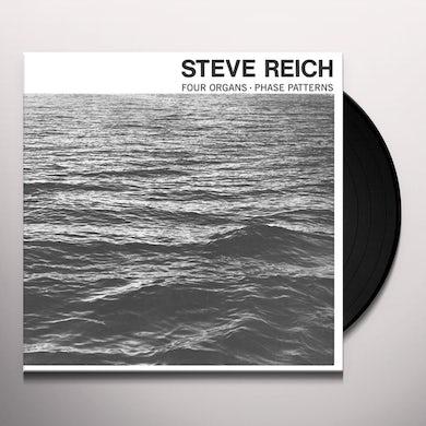 FOUR ORGANS / PHASE PATTERNS Vinyl Record