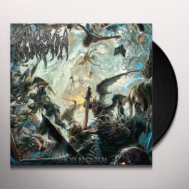 Pyrexia UNHOLY REQUIEM Vinyl Record