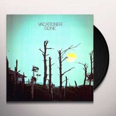 Vacationer GONE Vinyl Record