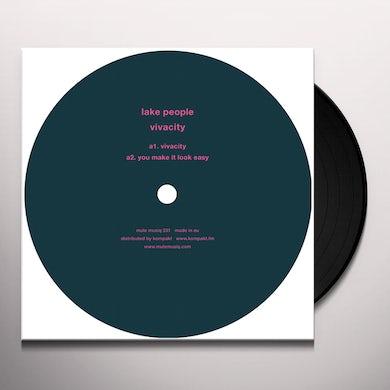 Lake People VIVACITY Vinyl Record