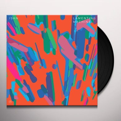 Isan LAMENTING MACHINE Vinyl Record