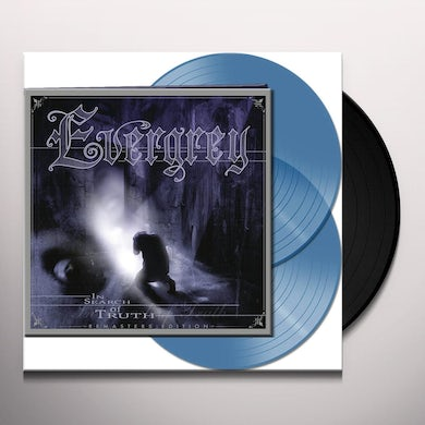 Evergrey IN SEARCH OF TRUTH (REMASTERS EDITION) Vinyl Record