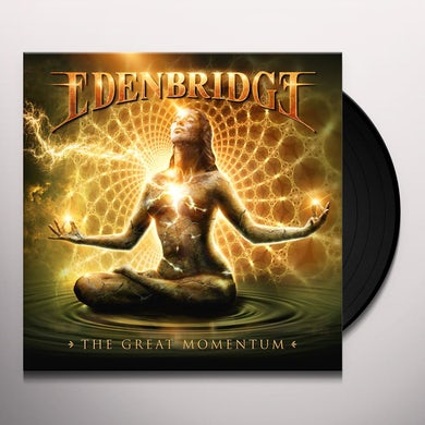 Edenbridge GREAT MOMENTUM Vinyl Record