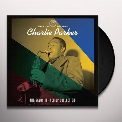Charlie Parker SAVOY 10-INCH LP COLLECTION Vinyl Record