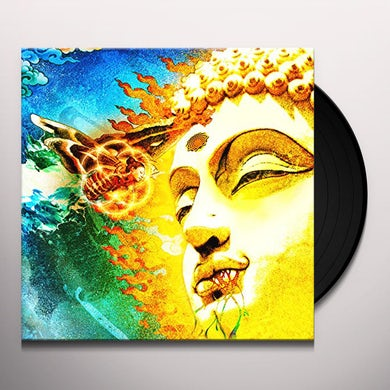 Rikard Sjoblom / Gungfly ON HER JOURNEY TO THE SUN: SPECIAL EDITION Vinyl Record