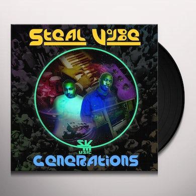 GENERATIONS (2LP) Vinyl Record