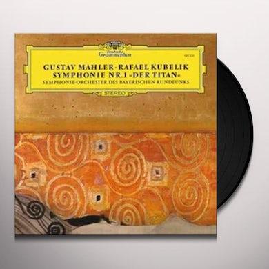 Rafael Kubelik GUSTAV MAHLER Vinyl Record - UK Release