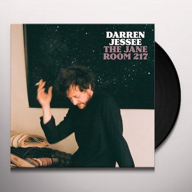 Darren Jessee JANE ROOM 217 Vinyl Record