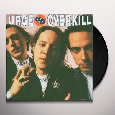 Urge Overkill SUPERSONIC STORYBOOK Vinyl Record